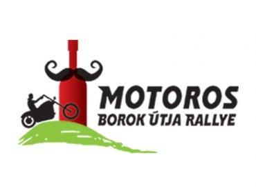Motoros Borok Útja Rally