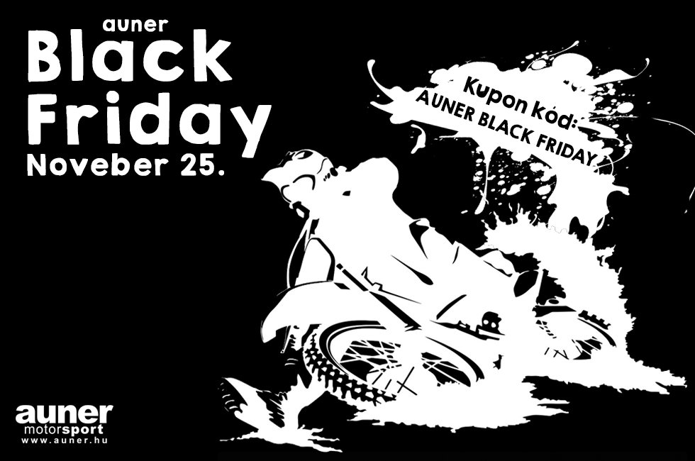 Auner Black Friday