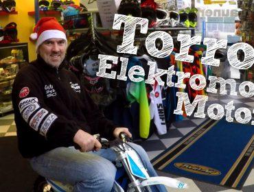 Boldog karácsonyt kívánunk! Torrot Elektormos motor
