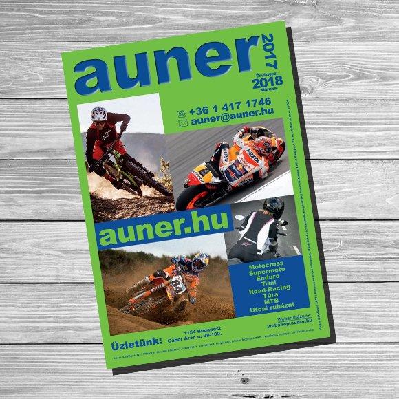 Auner Katalógus 2017-2018