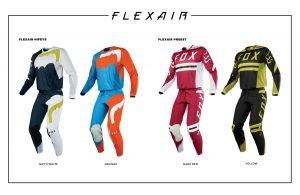 Fox Racing Flexair 2018 ruhaszettek