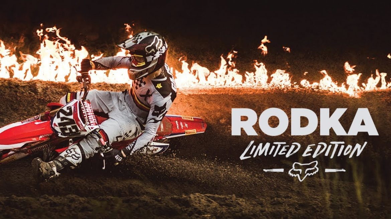 Fox Racing Rodka cross ruhaszett