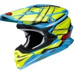 Shoei VFX-WR Glavie Motocross Bukósisak