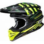 Shoei VFX-WR Grant3 Motocross Bukósisak