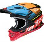 Shoei VFX-WR Zinger Motocross Bukósisak