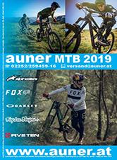 Auner Mountainbike (MTB) katalógus 2019
