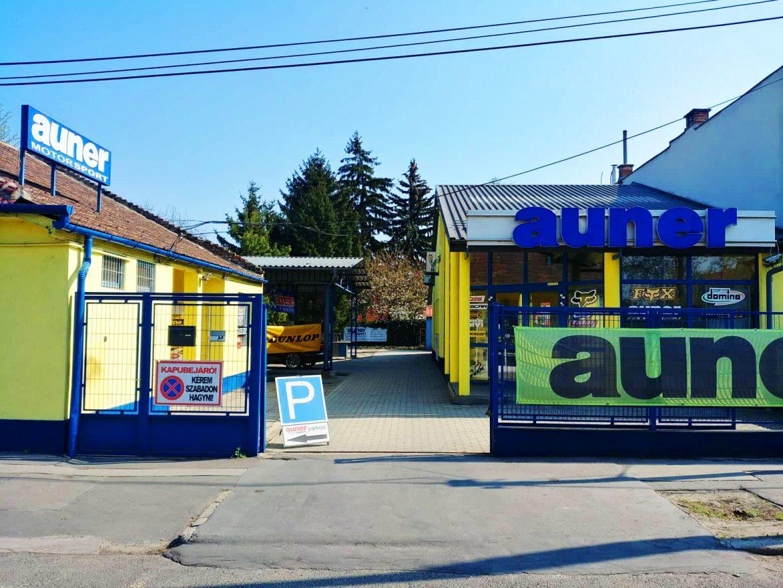 Auner Motorsport üzlet