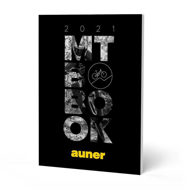 2021-es Auner MTB Katalógus