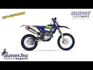 Sherco SEF-R 300 Factory 2016 | auner.hu Motoros Magazin | Auner Motorsport Budapest #7