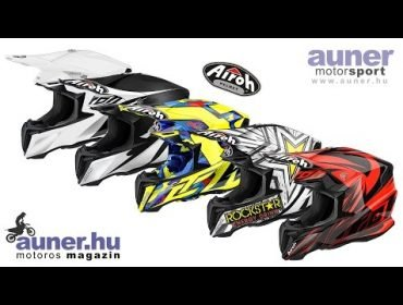 Airoh Twist Bukósisakok | auner.hu Motoros Magazin | Auner Motorsport Budapest #9